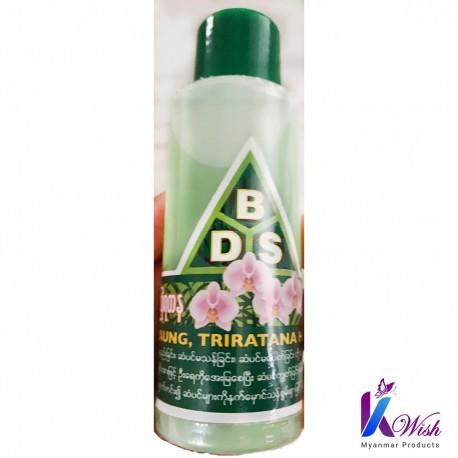 Triratana - Hair Tonic (တြိရတန ဆံပင်သန်ဆေး)