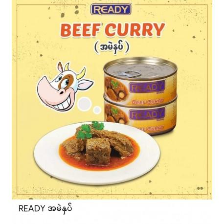 READY Beef Curry (အသင့်စား အမဲနှပ်)