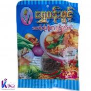 Shwe Pan Pwint - Ready Made Sweet & Sour Soup (ရွှေပန်းပွင့် ကချင်ရိုးရာ ဟင်းချို)