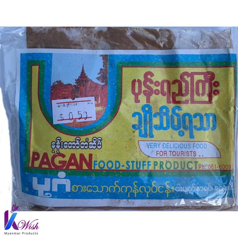 Pon-Ye-Gyi Powder (Black Bean Paste)