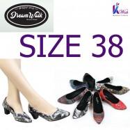 Dreamwalk Lady Shoes - Size 38 သားရေ လေဒီရှူး